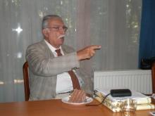 Dr. Kállay István 70. születésnapja